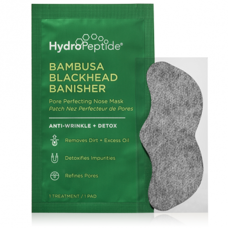 Bambusa Blackhead Banisher Pore Perfecting Nose Mask