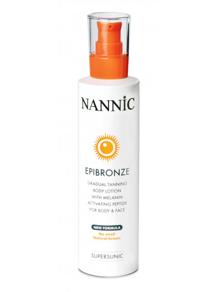 Nannic EPIBRONZE Tanning Body Lotion